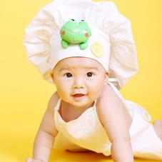 沫沫沫儿童相册宝宝成长册时尚设计单片精修照片精致放大设计后期图片合成