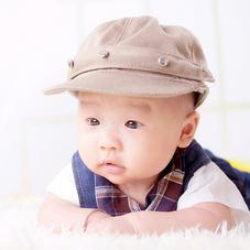 儿童照片精修相册设计宝宝照放大设计ps高端儿童照片处理简艺工作室