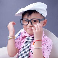 儿童摄影后期专业修图儿童照精修单片底片精致修片影楼后期专业效果