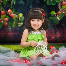 艺术写真儿童照性感纪念照普通调修相册设计人像换背景图片调色修片