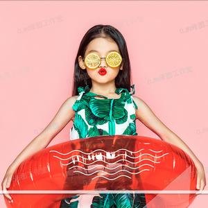 时尚类儿童摄影后期调色+精修