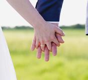 婚纱照精修 相册设计 海报